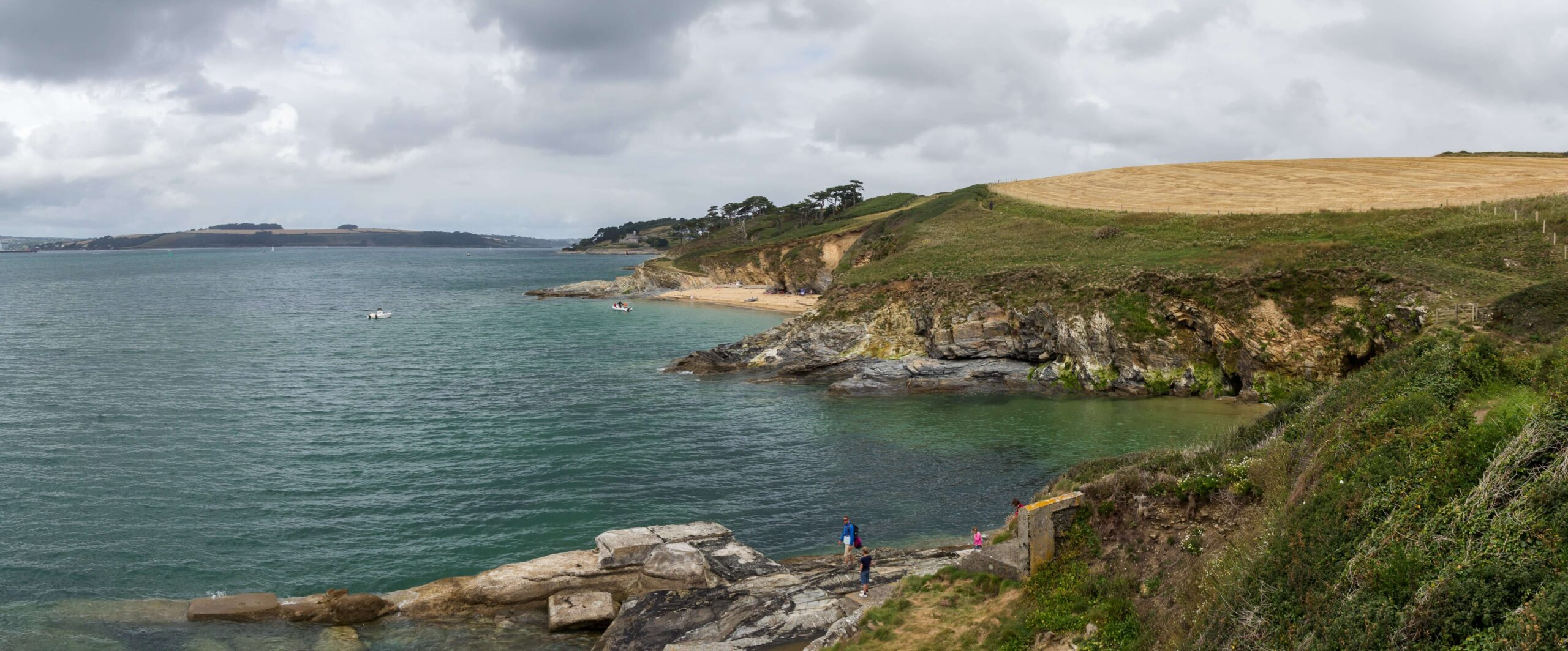 Roseland-Peninsula-St-Anthony-Head-Cornish-Motorhome-Hire-scaled